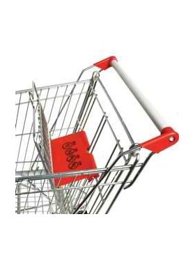 Тележка покупательская STE240-BX-MALL фото, купить в Липецке | Uliss Trade