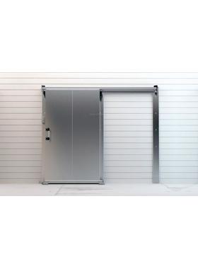 Откатные холодильные двери специального назначения фото, купить в Липецке   Uliss Trade