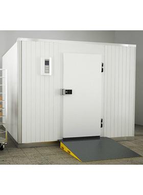 Распашные холодильные двери с утепленным блоком общего назначения фото, купить в Липецке | Uliss Trade