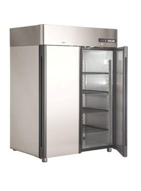 Холодильный шкаф из нержавеющей стали POLAIR CM110-Gk фото, купить в Липецке | Uliss Trade