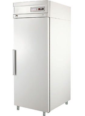 Холодильный шкаф с металлическими дверьми POLAIR CM105-S фото, купить в Липецке | Uliss Trade