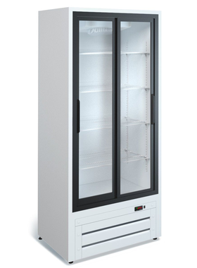 Холодильный шкаф Эльтон 0,7 купе фото, купить в Липецке | Uliss Trade