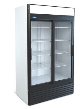 Холодильный шкаф Капри 1,12СК Купе статика фото, купить в Липецке | Uliss Trade