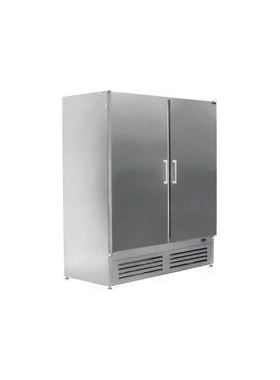 Холодильный шкаф Премьер ШВУП1ТУ-1,4 М (В, 0…+8) нерж. фото, купить в Липецке   Uliss Trade