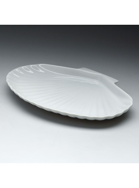 Блюдо раковина «Chan Wave» 250 мм фото, купить в Липецке | Uliss Trade