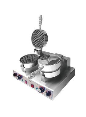 Вафельница GASTRORAG ZU-HF-02 для бельгийских и венских вафель фото, купить в Липецке | Uliss Trade