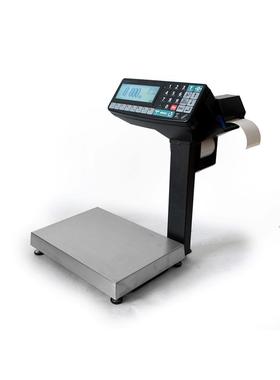 MK-R2P10 торговые печатающие весы-регистраторы с отделительной пластиной фото, купить в Липецке   Uliss Trade