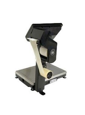 ВПМ-Ф1 печатающие фасовочные весы с устройством подмотки ленты фото, купить в Липецке | Uliss Trade