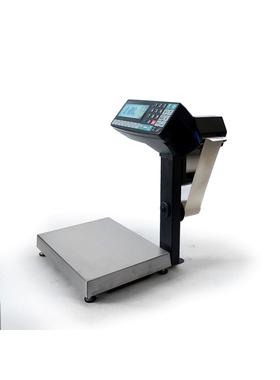 MK-R2P10-1 торговые печатающие весы-регистраторы с устройством подмотки ленты фото, купить в Липецке   Uliss Trade