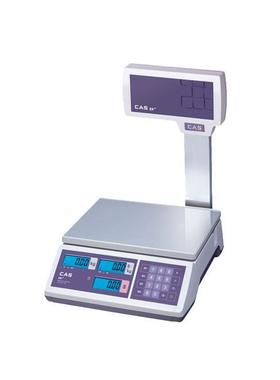 Торговые весы CAS ER JR-CB фото, купить в Липецке | Uliss Trade