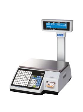 Торговые весы с печатью этикеток Cas CL3000B фото, купить в Липецке   Uliss Trade