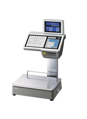 Торговые весы с печатью этикеток Cas CL5000H фото, купить в Липецке | Uliss Trade