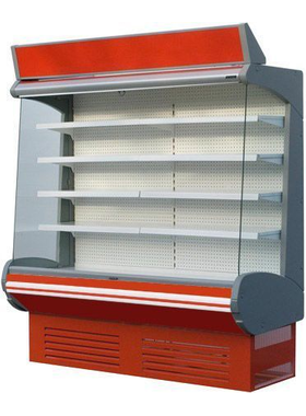 Пристенная холодильная витрина Premier ВВУП1-1,50 ТУ/ Фортуна-2,0 для фруктов фото, купить в Липецке   Uliss Trade