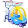 Детская тележка-автомобильчик для покупок в супермаркете фото, купить в Липецке | Uliss Trade