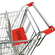 Тележка покупательская STA125-BX-MALL фото, купить в Липецке | Uliss Trade